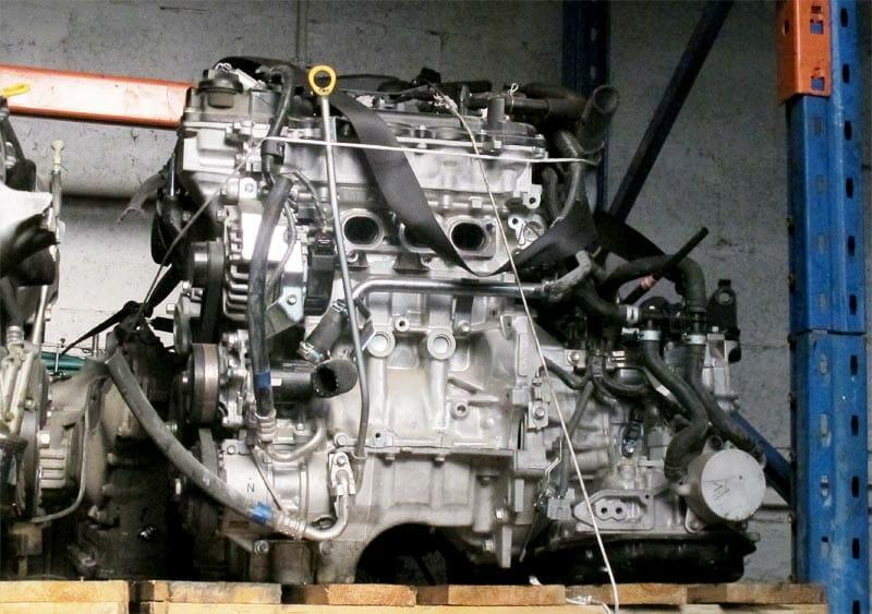 החלפת מנוע מיבוא או מפירוק