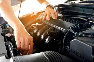 בדיקת לחץ הפוך במנוע