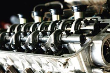 מערכת השסתומים במנוע